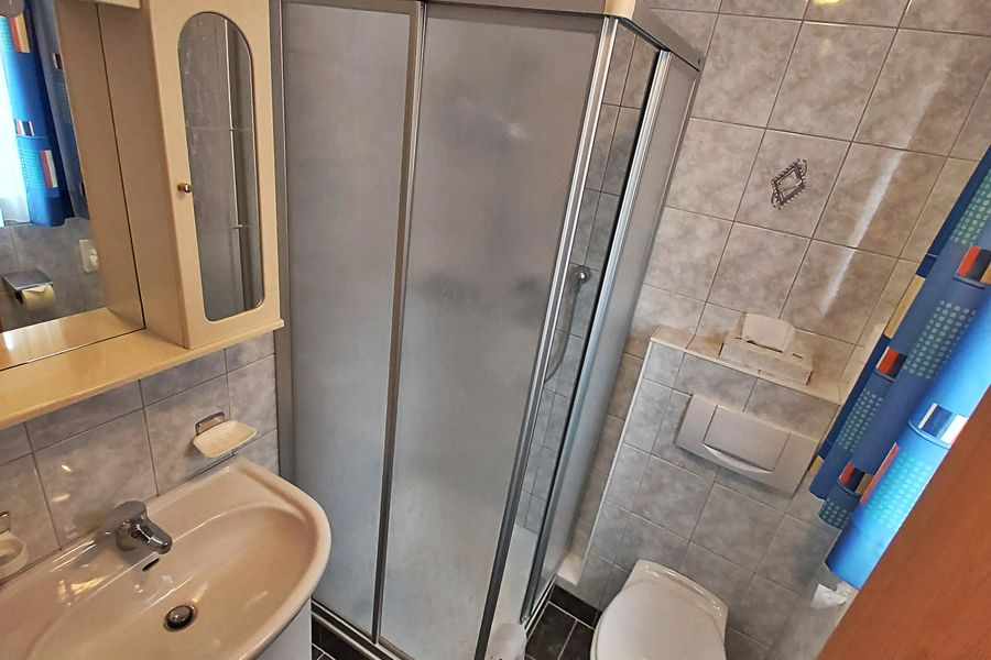 Badezimmer App. A ©Haus am Brunnen